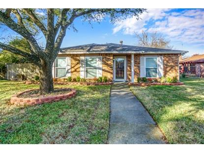 3505 Knoll Point Drive  Garland, TX MLS# 13981908