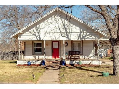 320 W Bridge Street  Weatherford, TX MLS# 13982357
