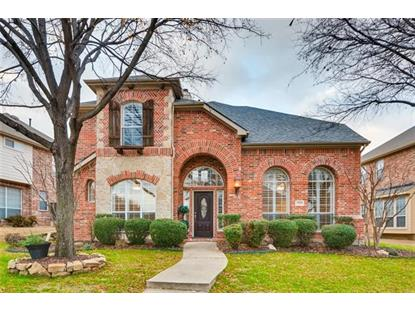 5390 Park Ridge Drive  Frisco, TX MLS# 13982517