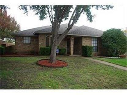 438 Brookfield Drive  Garland, TX MLS# 13983390