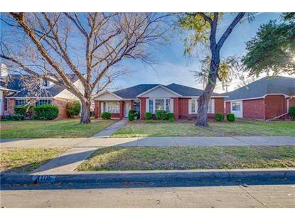 4105 Howard Drive  The Colony, TX MLS# 13983391