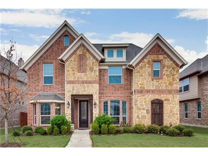 5682 Gracie Lane  Frisco, TX MLS# 13984057