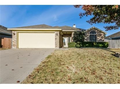 1024 Thistle Meade Circle  Burleson, TX MLS# 13984192
