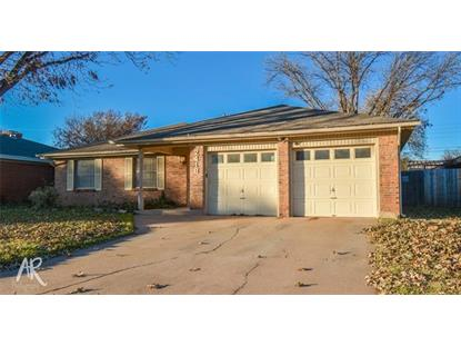 2418 S 38th Street  Abilene, TX MLS# 13984859
