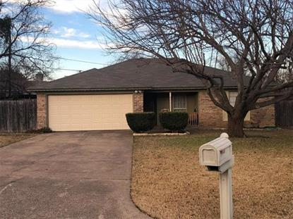 1105 Holly Court  Benbrook, TX MLS# 13985245