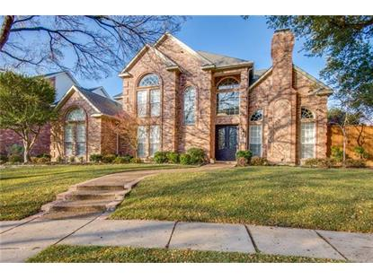1713 Glen Springs Drive  Plano, TX MLS# 13985442