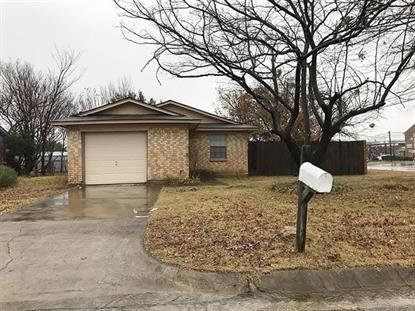 300 Campbell Lane  Denton, TX MLS# 13986881