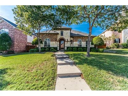 5485 Bay Meadows Drive  Frisco, TX MLS# 13987231