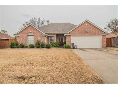103 S Blue Bonnet Circle  Justin, TX MLS# 13987534