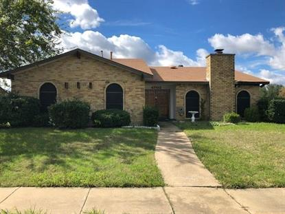 4702 Spanish Trail  Grand Prairie, TX MLS# 13987730