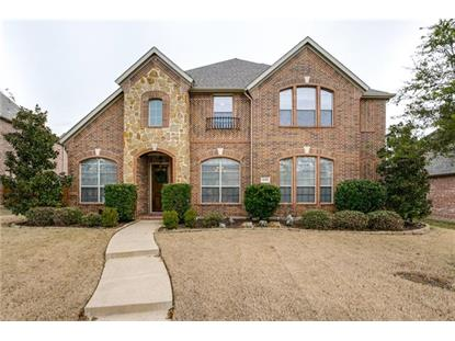 1114 Burnett Court  Garland, TX MLS# 13988382