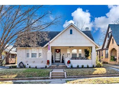 3725 W 7th Street  Fort Worth, TX MLS# 13988607