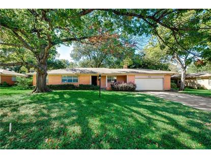 10235 Gooding Drive  Dallas, TX MLS# 13989222