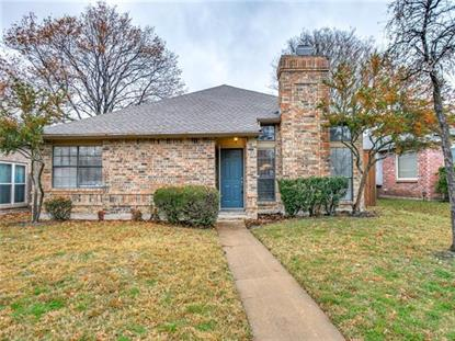 1609 Toddville Circle  Plano, TX MLS# 13989670