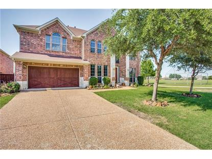 10028 Promontory Drive  Frisco, TX MLS# 13989904