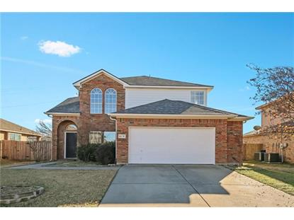 418 Goodnight Trail  Justin, TX MLS# 13990133