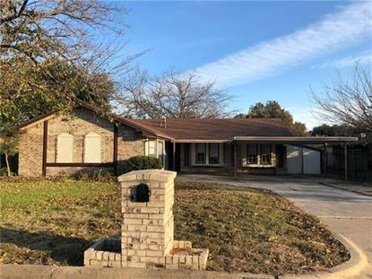 4524 Mink Drive  Haltom City, TX MLS# 13991039