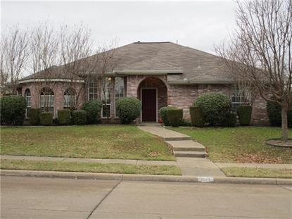 1027 Mark Twain Drive  Allen, TX MLS# 13991748