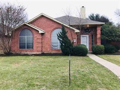 8108 Galley Street  Frisco, TX MLS# 13994586