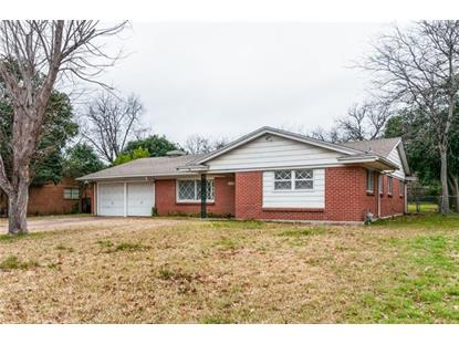 2816 Southgate Drive  Fort Worth, TX MLS# 13998818