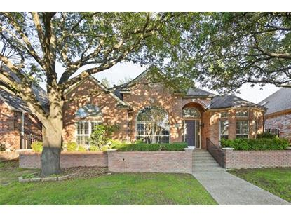 5710 Preston Fairways Drive  Dallas, TX MLS# 13998878