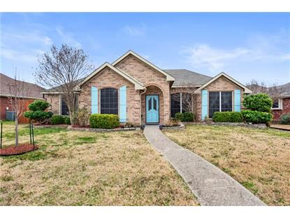 1220 Greenfield Drive  Mesquite, TX MLS# 14000969