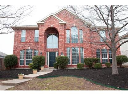 1510 Persimmon Court  Allen, TX MLS# 14002012