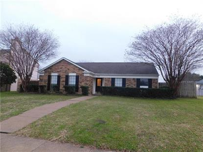 710 Carriagehouse Lane  Garland, TX MLS# 14002977
