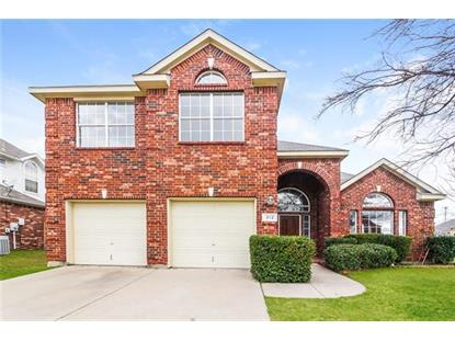 312 Foxglove Court  Grand Prairie, TX MLS# 14003280