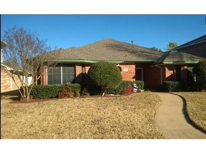 2312 Boardwalk  Mesquite, TX MLS# 14003360