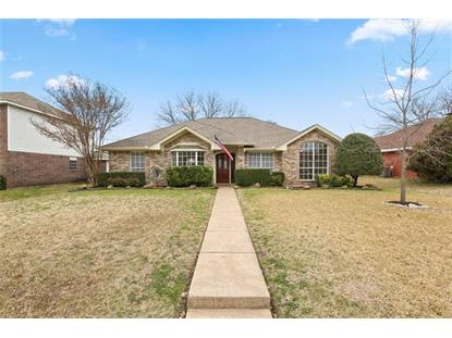 1845 Elm Creek Drive  Garland, TX MLS# 14003369