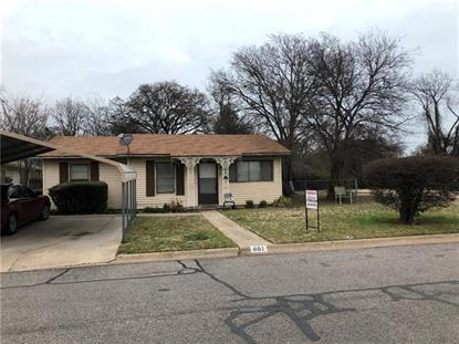 601 Park Lane  Denton, TX MLS# 14003397