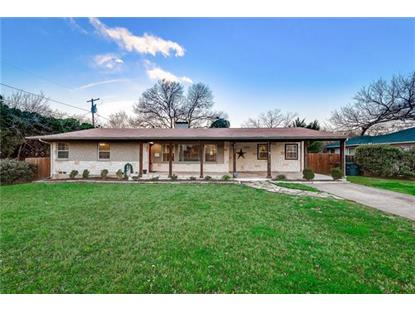 9817 Mixon Drive  Dallas, TX MLS# 14003408