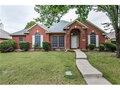 11208 Amber Valley Drive  Frisco, TX MLS# 14004302