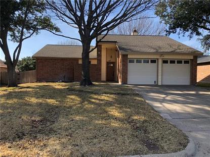 416 Grand Meadow Drive  Fort Worth, TX MLS# 14004741