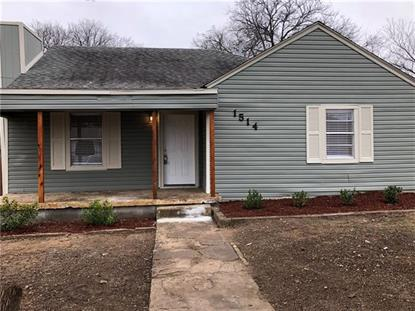 1514 Grinnell Street  Dallas, TX MLS# 14004768