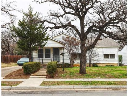 421 Catherine Street  Fort Worth, TX MLS# 14004859