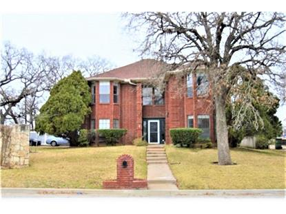 5611 Oak Branch Drive  Arlington, TX MLS# 14004874