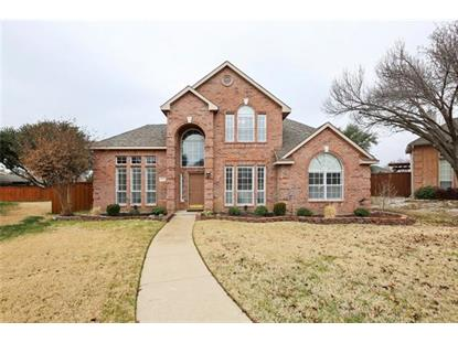 7105 Ledgestone Court  Frisco, TX MLS# 14005011