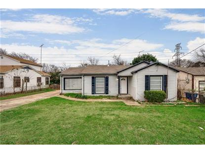 3444 Cronk Lane  Dallas, TX MLS# 14005185