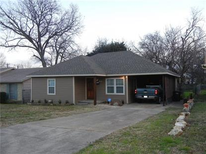 5513 Kilpatrick Avenue  Fort Worth, TX MLS# 14005530