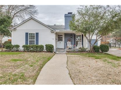 629 N Bailey Avenue  Fort Worth, TX MLS# 14005651