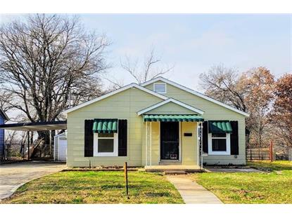 3116 Mims Street  Fort Worth, TX MLS# 14005737