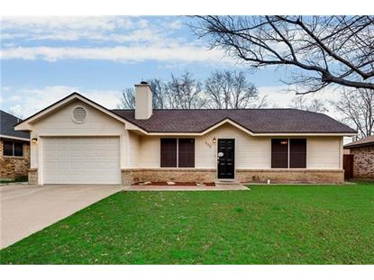 505 Benedict Lane  Arlington, TX MLS# 14006232