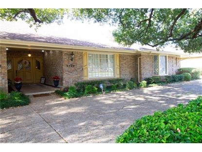 3200 Overton Park Drive W  Fort Worth, TX MLS# 14006285