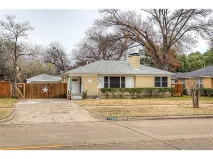 1509 W Saner Avenue  Dallas, TX MLS# 14006593
