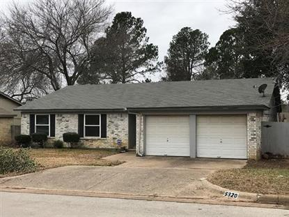 5320 Vermillion Trail  Arlington, TX MLS# 14006633