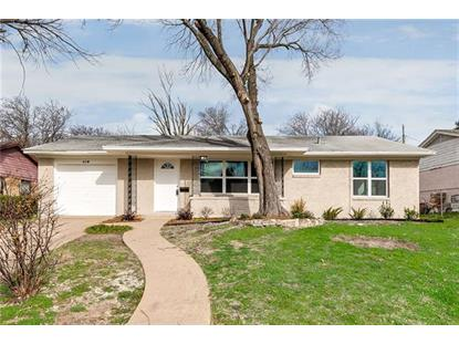 6910 Racine Drive  Dallas, TX MLS# 14006886
