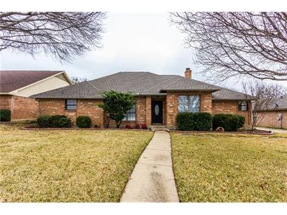 1028 Kingston Drive  Mansfield, TX MLS# 14007094