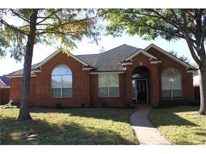 1206 Spring Creek Drive  Allen, TX MLS# 14023982